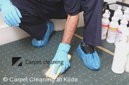 Carpet Cleaning St Kilda 3182