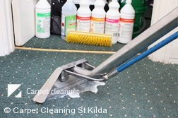 Professional Carpet Cleaners St Kilda