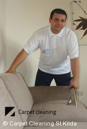 Upholstery Cleaning St Kilda 3182
