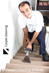 Deep Carpet Cleaning Services St Kilda 3182