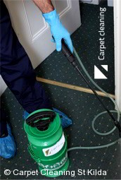 Professional Carpet Cleaners St Kilda 3182