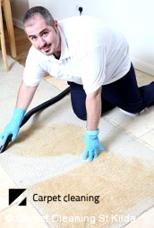 Professional carpet Cleaning Services in St Kilda